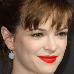 TV Actress Danielle Panabaker - age: 33
