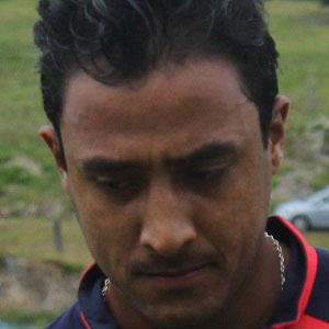 Cricket Player Paras Khadka - age: 33