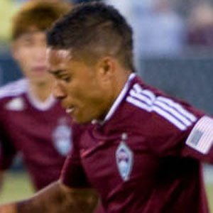 Soccer Player Quincy Amarikwa - age: 33