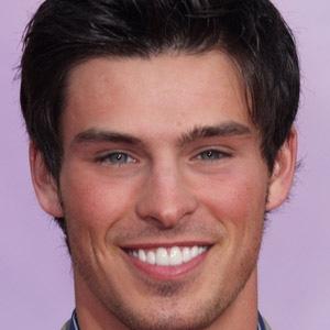 TV Actor Adam Gregory - age: 33