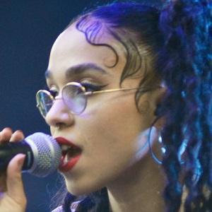 Pop Singer FKA Twigs - age: 29