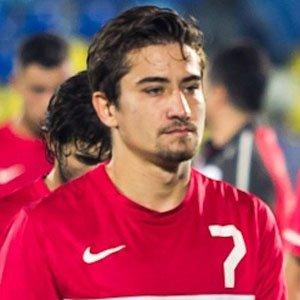 Soccer Player Aydin Yilmaz - age: 32