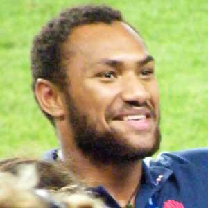 Rugby Player Nemani Nadolo - age: 32
