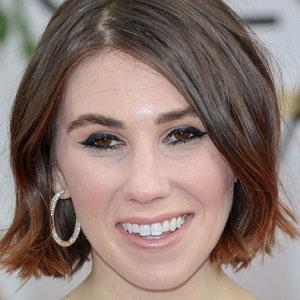TV Actress Zosia Mamet - age: 32