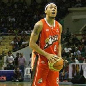Basketball Player Calvin Abueva - age: 32