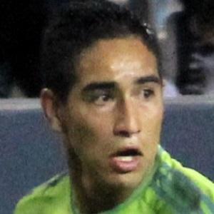 Soccer Player David Estrada - age: 32