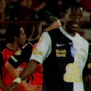 Soccer Player Jaime Ayovi - age: 29