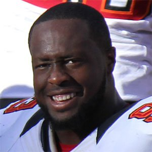 Football player Gerald Mccoy - age: 29