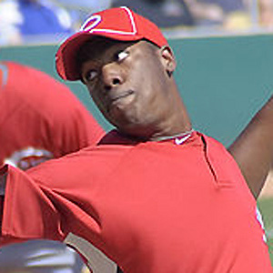 baseball player Aroldis Chapman - age: 32