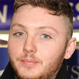 Pop Singer James Arthur - age: 33