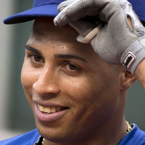 baseball player Leonys Martin - age: 32