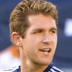 Soccer Player Michael Thomas - age: 32
