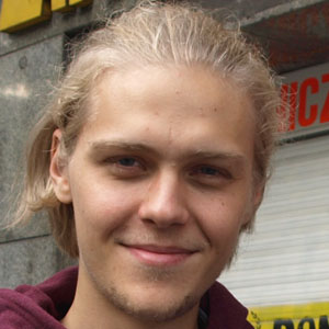 Movie Actor Jakub Gierszal - age: 32