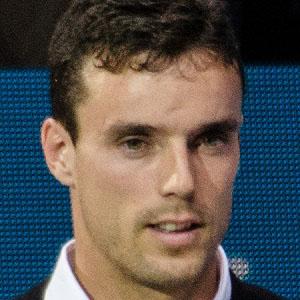 Male Tennis Player Roberto Bautista Agut - age: 32
