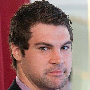 Hockey player Kaspars Daugavins - age: 32