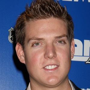 Hockey player Steve Mason - age: 33