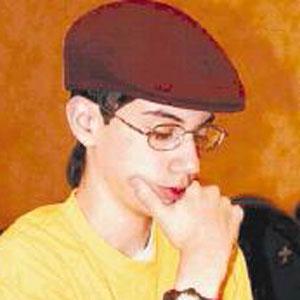 Chess Player Alejandro Ramirez - age: 32