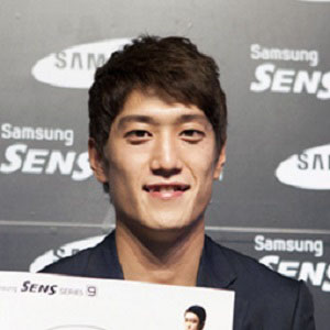 Soccer Player Lee Chung-yong - age: 28