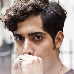 Pop Singer Alan Palomo - age: 33