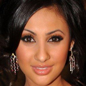 Movie actress Francia Raisa - age: 32