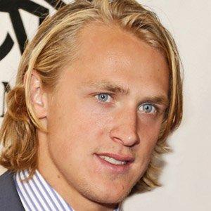 Hockey player Carl Hagelin - age: 28