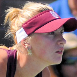 Female Tennis Player Olga Govortsova - age: 28
