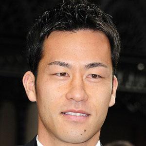 Soccer Player Maya Yoshida - age: 28