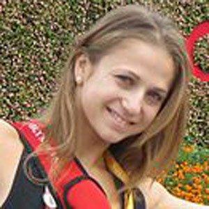 Gymnast Veronika Vitenberg - age: 32