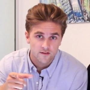 web video star Emil Vilain Albrechtsen - age: 33