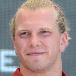 Football player Owen Marecic - age: 32