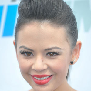 TV Actress Janel Parrish - age: 28