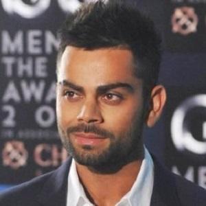 Cricket Player Virat Kohli - age: 28