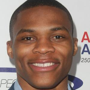 Basketball Player Russell Westbrook - age: 32