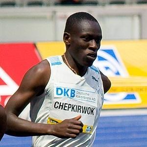 Runner Abraham Chepkirwok - age: 32