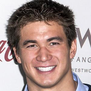 Swimmer Nathan Adrian - age: 29