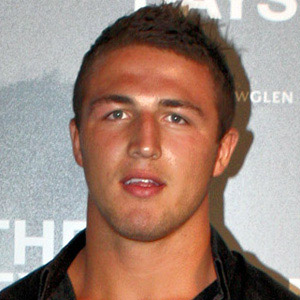 Rugby Player Sam Burgess - age: 28