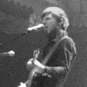 Guitarist Mark Prendergast - age: 32