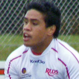 Rugby Player Ben Tapuai - age: 29