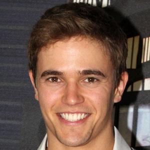 Soap Opera Actor Nic Westaway - age: 32