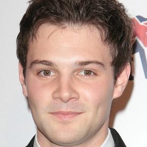 TV Actor Calvin Goldspink - age: 31