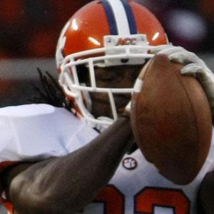 Football player Andre Ellington - age: 31