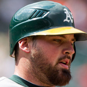 baseball player Derek Norris - age: 31