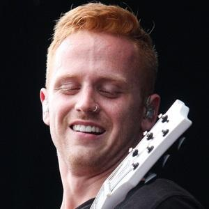 Guitarist Eric Lambert - age: 31