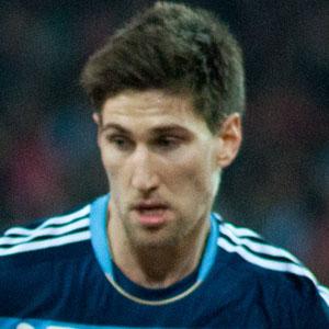 Soccer Player Federico Fernandez - age: 31