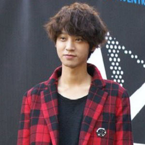 Pop Singer Jung Joon-young - age: 28