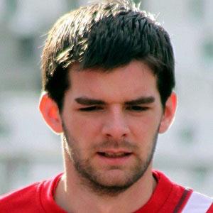 Soccer Player Cillian Sheridan - age: 28