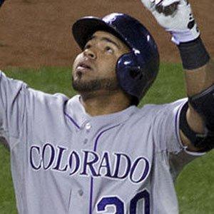 baseball player Wilin Rosario - age: 28