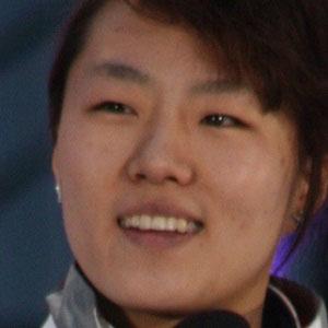 Speed Skater Lee Sang-hwa - age: 28