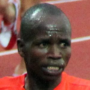Runner Benjamin Kiplagat - age: 31
