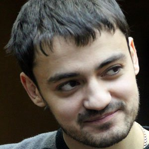 Chess Player Zaven Andriasian - age: 31